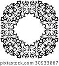 Tribal Tattoo Design 30933867