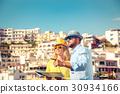 couple travel summer 30934166