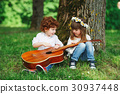 guitar, music, kids 30937448