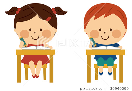study, studying, child 30940099