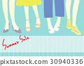 鞋 鞋子 女性 30940336