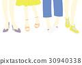 鞋 鞋子 女性 30940338