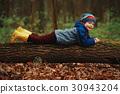 boy, log, little 30943204