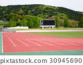 track, stadium, sports ground 30945690
