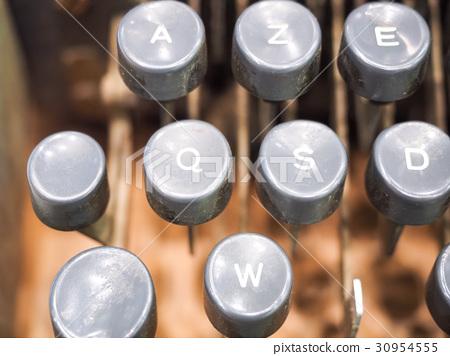 古老的打字機 30954555