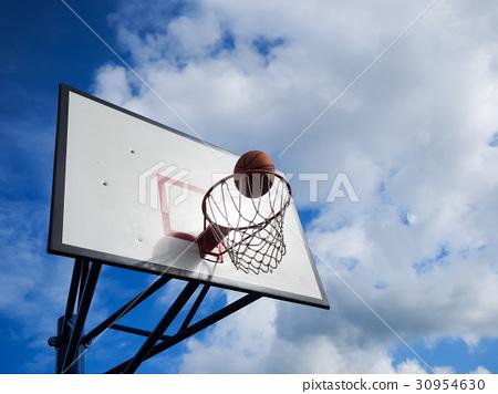 籃球架 30954630