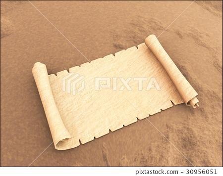 羊皮紙 30956051