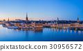 斯德哥尔摩 瑞典 夜晚 30956572