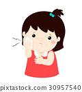 child, girl, kid 30957540