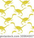 dinosaur, vector, animal 30964007