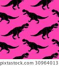 dinosaur, vector, animal 30964013