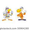 消防員 雞 雞肉 30964280