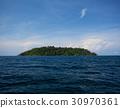 藍色 藍 島 30970361