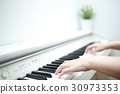 피아노, 악기, 건반 30973353