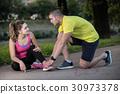 injury, jogging, outdoor 30973378