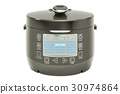 Automatic Multicooker, 3D rendering 30974864