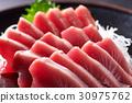 鰹魚生魚片 30975762