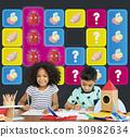 Robot Bricks Rugby Secret Question Matching 30982634