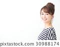 年輕的女士肖像 30988174