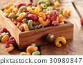 Italian food. Pasta. 30989847