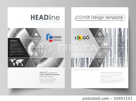 Business templates for brochure, magazine, flyer 30991501