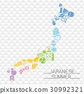 summer the japanese 30992321
