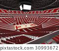 arena, basketball, modern 30993672