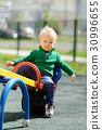 playground, toddler, boy 30996655