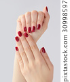 manicure, hand, nail 30998597