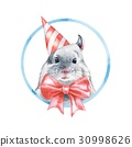 card celebration chinchilla 30998626
