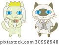 แมว,งานแต่งงาน,สัตว์ 30998948