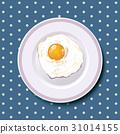 招待 雞蛋 煎雞蛋 31014155