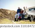 父母和小孩 親子 鄉村生活 31016472