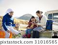 國家生活的家庭吃午飯 31016565