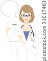 medical, certificate, doctor 31017463