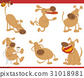 dog, cartoon, characters 31018981