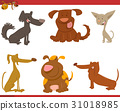dog, cartoon, characters 31018985