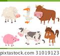 animal farm cartoon 31019123