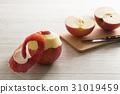 蘋果 水果 食品 31019459