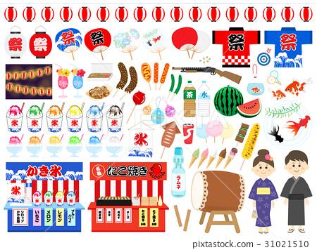 夏祭 庙会 节日 31021510