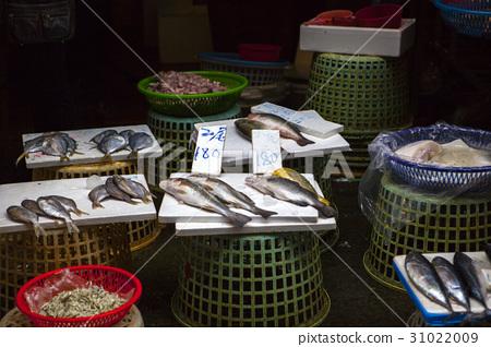 魚市場 ,水產,生鮮,魚市場、魚、新鮮な、Fish market, aquatic products 31022009