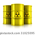 barrel, radioactive, waste 31025095