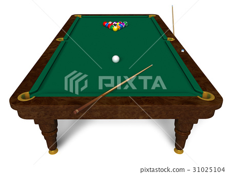 Billiard table 31025104