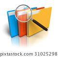 File search concept 31025298