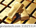 黄金 金色 金 31025314