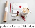空白 文具 模型 31025454