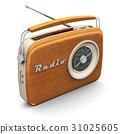 Vintage radio 31025605