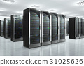 Network servers in datacenter 31025626
