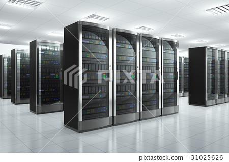 Network servers in datacenter 31025626
