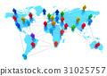 social, network, media 31025757